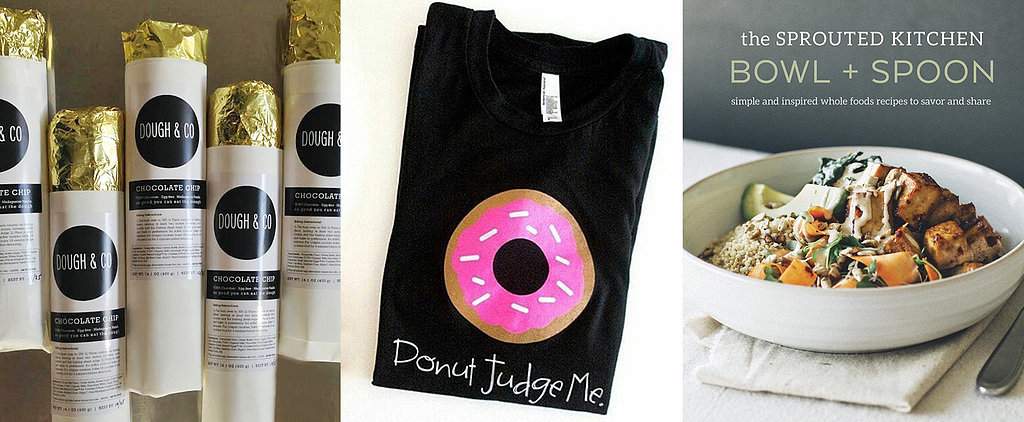 From the Cutest Doughnut T-Shirt to a Killer Kale Cookbook: March's Top Food Finds