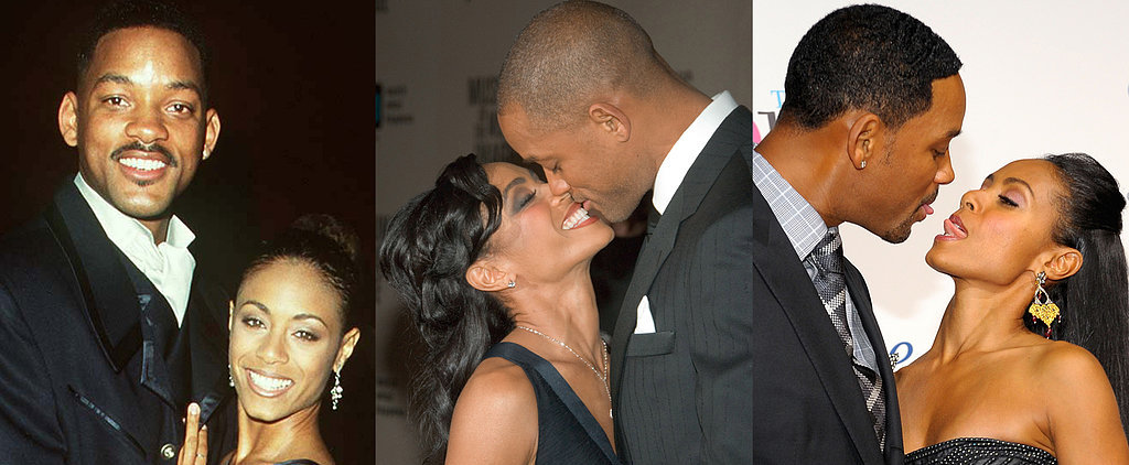 Will and Jada's Romantic Evolution Will Have You Doing Double Takes