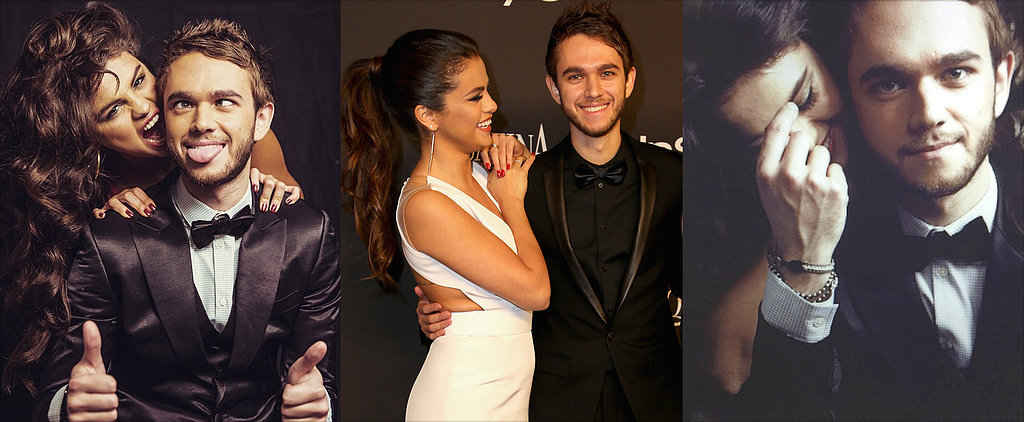What's Cuter Than Selena Gomez Gushing About Zedd? Their Sweet Pictures Together
