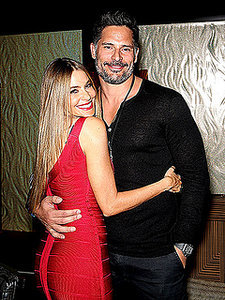 Sofia Vergara Sees You Staring at Joe Manganiello - and She Loves It