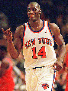 Anthony Mason, Retired NBA Player and Knicks Star, Dies at 48