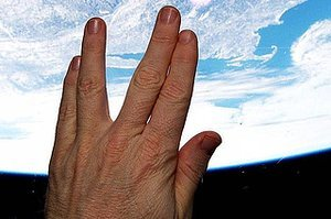 An Astronaut Gave An Out-Of-This-World Tribute To Leonard Nimoy