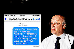 People Are Trolling Australian Government MPs With Hilarious Apple iMessages