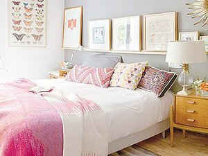5 Must-Haves for a Cheery, Feminine Bedroom