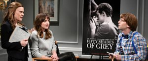 Actually, This Was Dakota Johnson's Most Awkward Fifty Shades of Grey Interview