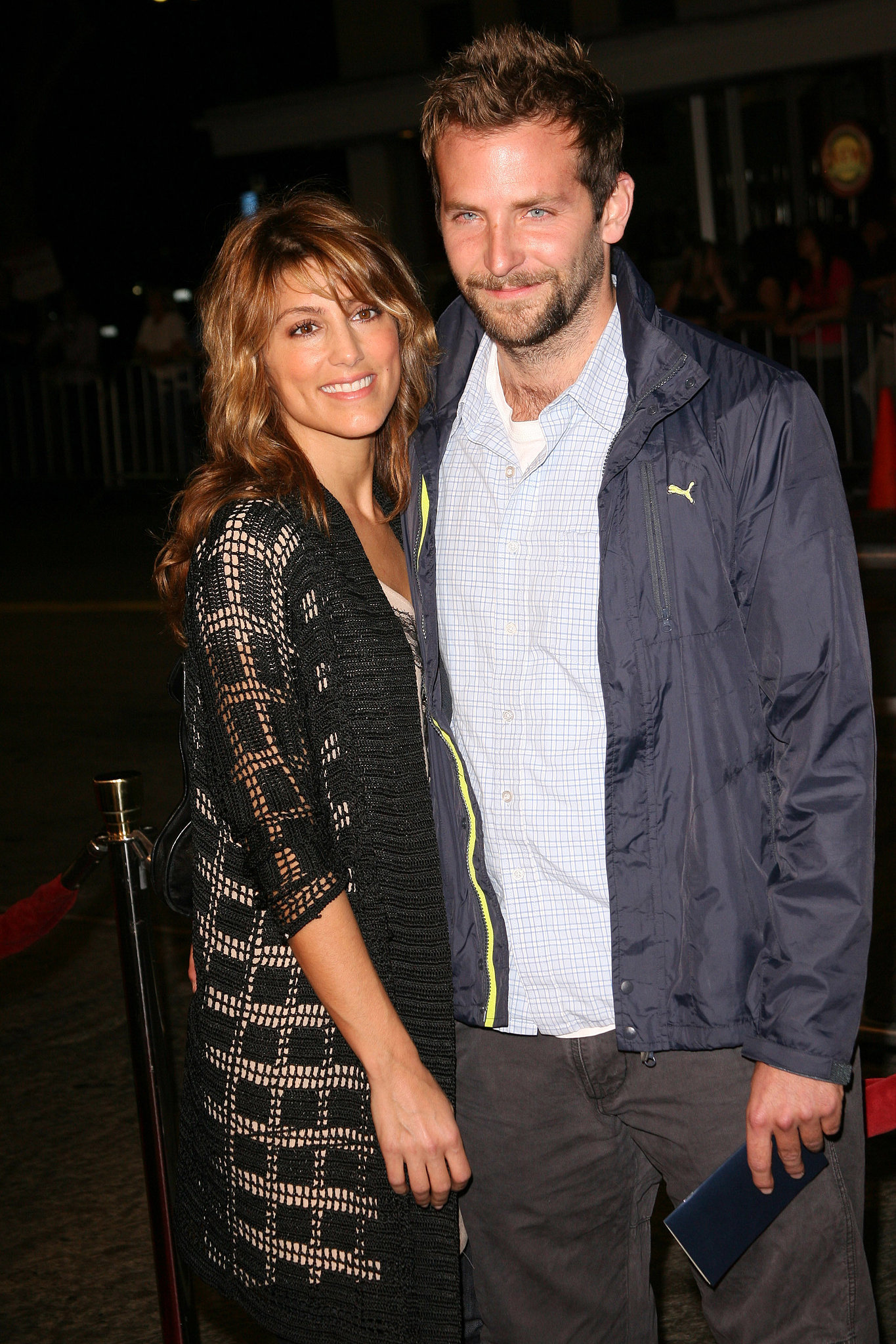 bradley cooper and jennifer esposito � 4 months the 13