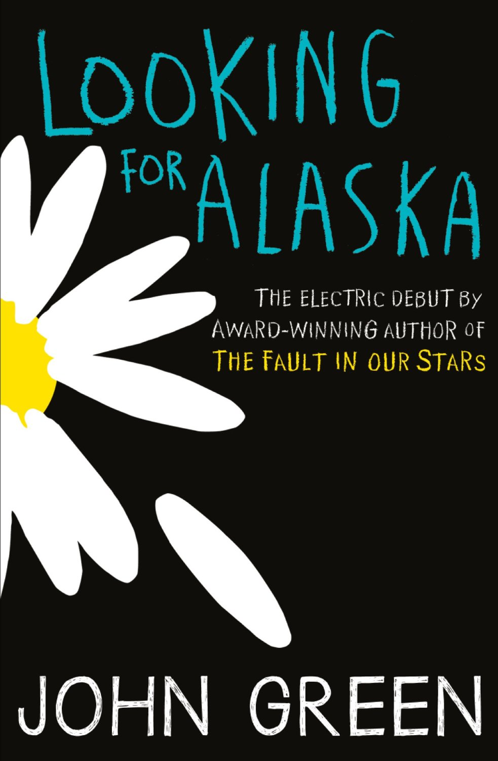 Paper Towns Book Cover Ideas : Looking for alaska by john green spring reading list