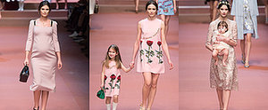 The Dolce & Gabbana Model Line-Up Was Cuter Than You Could Ever Imagine