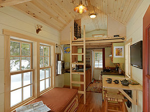 Could You Live in a Tiny House? (12 photos)
