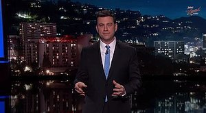 Jimmy Kimmel's pro-vaccination PSA