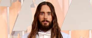 Jared Leto Is Now a Blonde