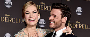 Stars of Disney's Cinderella Have a Ball at Their Enchanting Premiere