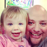 1 Dad Goes Above and Beyond to Style His Daughter's Hair