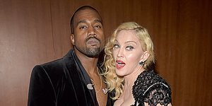 Madonna Thinks Kanye 'Takes Things Too Seriously'