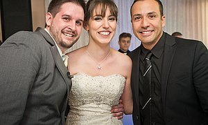 IT HAPPENED TO ME: A Backstreet Boy Crashed My Wedding