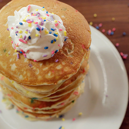 Funfetti Pancake Recipe