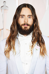 Proof That The Ombre 'Do Is Out: Jared Leto Cuts Off All His Hair