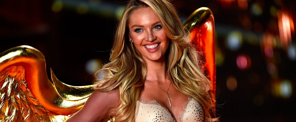 How Victoria's Secret Angel Candice Swanepoel Stays in Shape