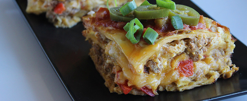 Meet Your New Favorite Slow-Cooked Breakfast: A Mexican Casserole