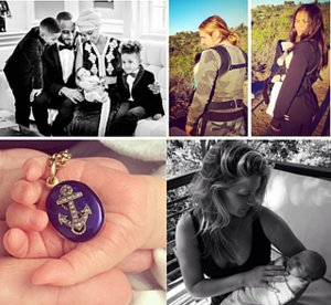 Hollywood's Baby Boom: 10 New Celebrity Babies