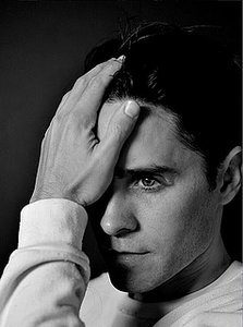Jared Leto cuts his hair