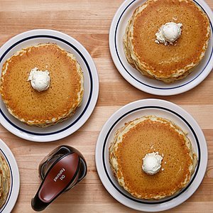 It's National Pancake Day! Here's How to Get a Free Short Stack Today