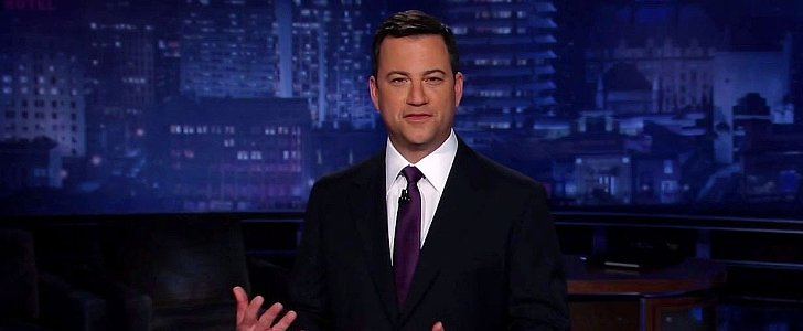 See Jimmy Kimmel React to Mean Tweets From Antivaxxers