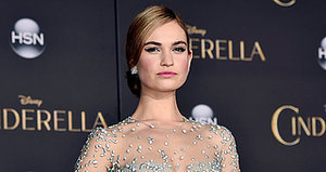 Lily James Is Fairy Tale Perfection at 'Cinderella' Premiere (PHOTOS)