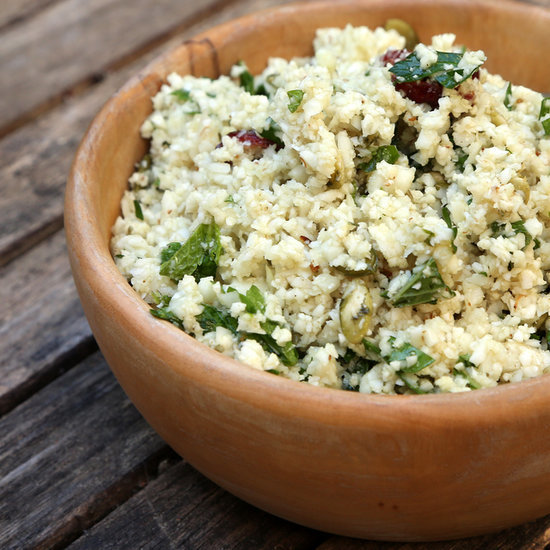 Middle Eastern Cauliflower Couscous Recipe