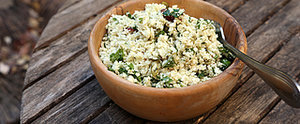 """Cauliflower Couscous Will Become Your Go-To """"Grain"""""""