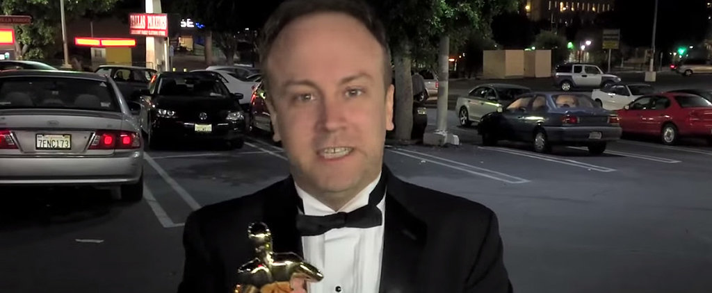 Turns Out a Fake Oscar and a Tux Can Get You Anything — Including a Free Car!