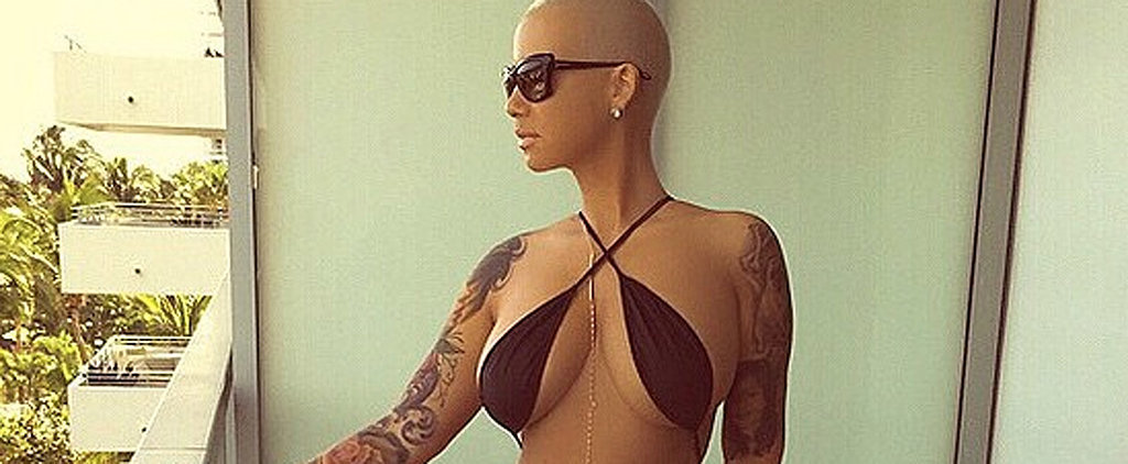 Amber Rose's Hottest Bikini Snaps