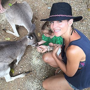Elsa Pataky and Chris Hemsworth Family Pictures on Instagram