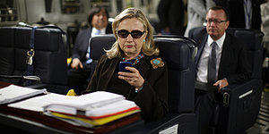 Hillary Clinton Ran Homebrew Computer System For Official Emails