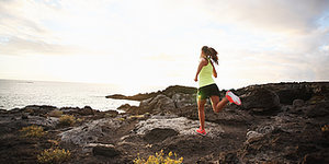 7 Ways To Make Running Feel Less Terrible