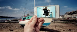 The Most Creative Use of an iPhone We've Seen Yet
