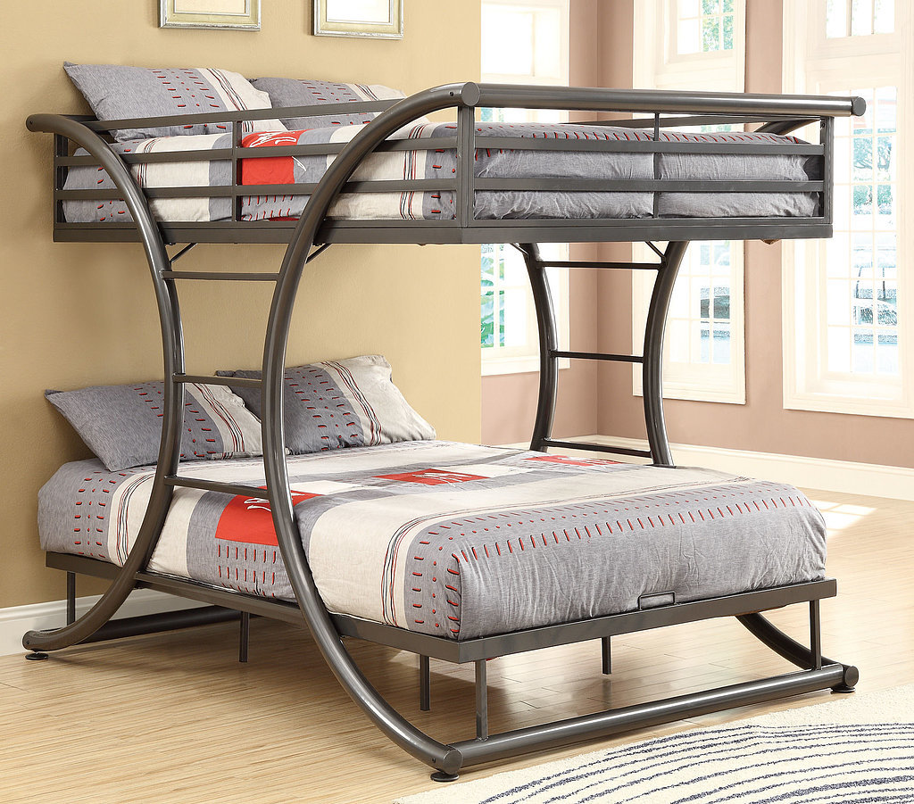 Gunmental Bunk Bed