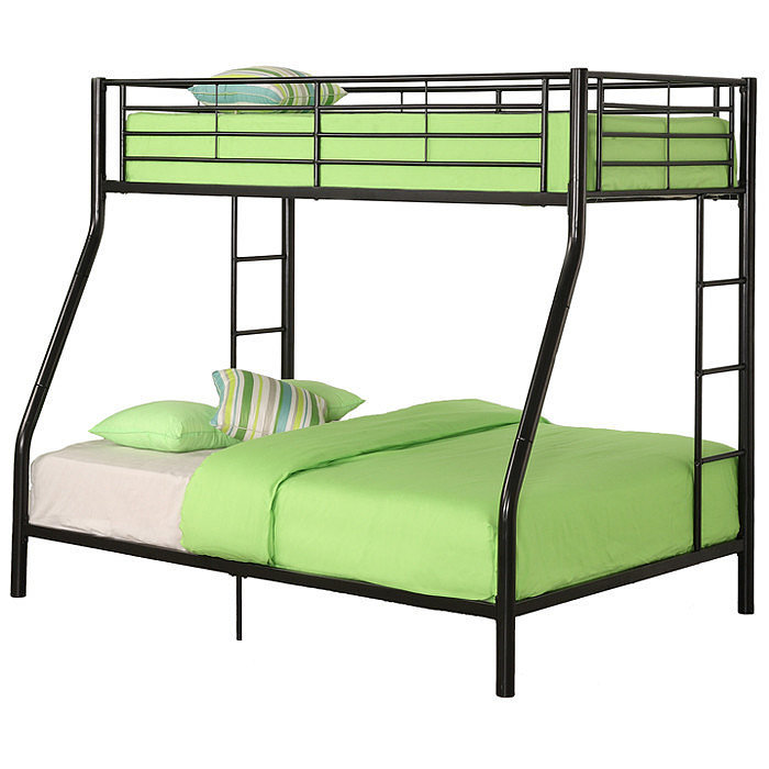 Sunrise Twin Full Bunk Bed