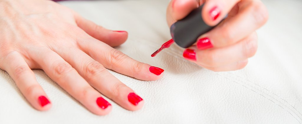 How to Get Sheet Wrinkles Out of Last Night's Manicure