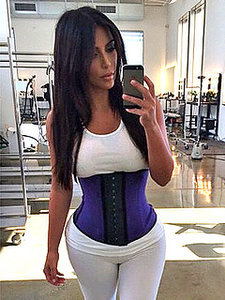Stars Who Wear Waist Trainers