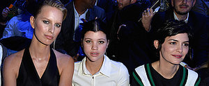 The Celebs Were Sitting Pretty on the H&M FROW