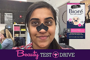 Beauty Test Drive: Bioré Charcoal Pore Strips, A Facial Cleanser For Drug Addicts