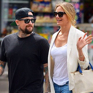 Benji Madden Shares a Puppy Photo