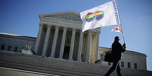 Here Are The 379 Companies Urging The Supreme Court To Support Same-Sex Marriage