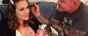 13 Celeb Moms Who've Shared Their Breastfeeding Photos