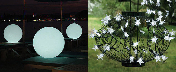 19 Gorgeous Outdoor Lighting Options
