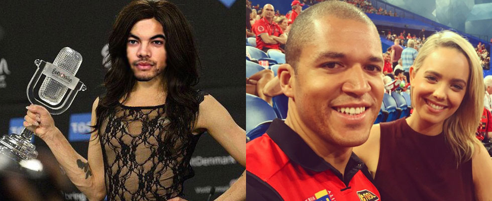 Celebrity Tweets of the Week: Support For Guy Sebastian, Dispelling Rumours & More!
