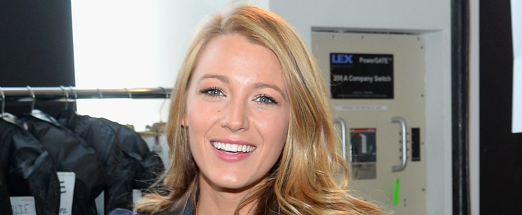 Blake Lively Looks Stunning in Her Latest Movie Role