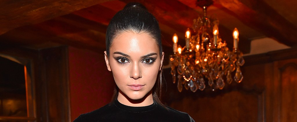 Kendall Jenner Has a Dramatic Fan Encounter in Paris