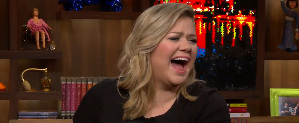 Kelly Clarkson Finally Confirms She Dated Justin Guarini but Not During Idol